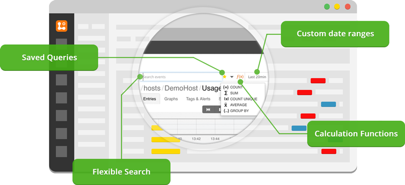 realtime search feature hero
