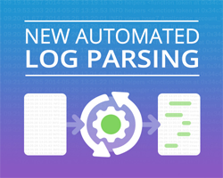 Automated Log Parsing